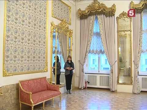 Строгановский дворец. Экскурсии по Петер