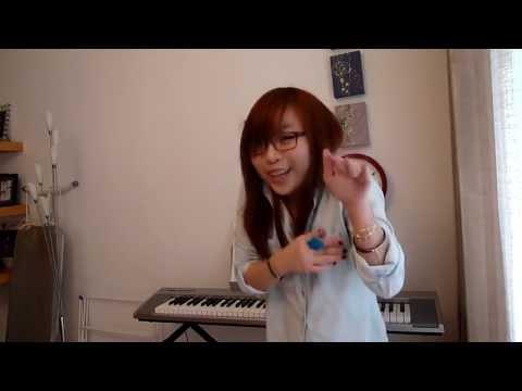 Hồng gấu tung Vlog mới hướng dẫn các kiểu chào