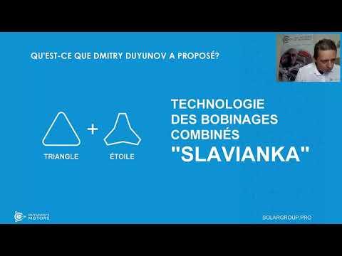 16 Décembre 2019   Webinaire SolarGroup Moteurs Duyunov 😊👍🚀