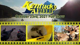 Watch Video - October 23rd, 2021 Full Show - GoWild Creek Fishing, Fall Turkey Hunt, Archery Buck Hunt