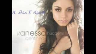 Vanessa Hudgens - Don't Leave + Lyrics