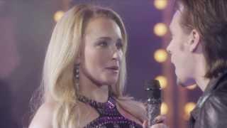 """Nashville """"Trouble Is"""" by Hayden Panettiere (Juliette) w/ Jonathan Jackson (Avery)"""