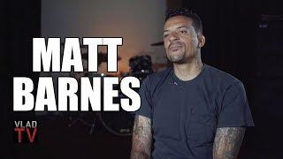 "Matt Barnes Details His Infamous ""Kobe Flinch"" Moment (Part 7)"