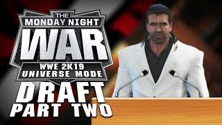 wwe2k19 universe mode draft - TH-Clip
