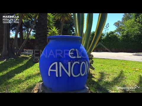 Video of Marbella Golden Mile  Area