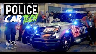 NEW POLICE CAR TECH