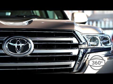 Land Cruiser GX 2016 Review 360