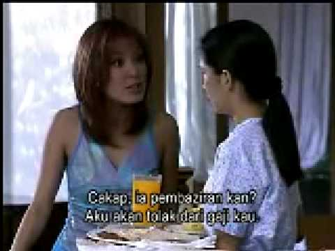 Jean Garcia & Dianne dela Fuente in ABS-CBN teleserye Pangako Sa'yo