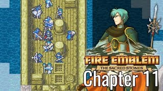 Fire Emblem: The Sacred Stones :: Ephraim :: Chapter 11 :: Phantom Ship