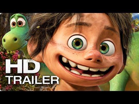 ARLO & SPOT Trailer 3 German Deutsch (2015)