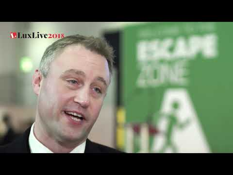 LuxLive 2018│Keith Todd, University College London