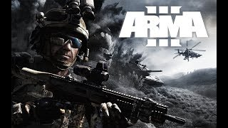 Arma 3 - Let's Play! CO18 Resistance Plus: Charging towards the Intl Airport!