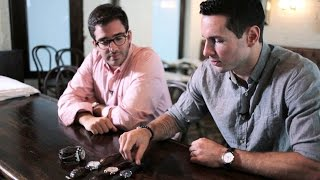 Talking Watches With J.J. Redick