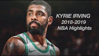 Kyrie Irving 2018 2019 NBA Mixtape | Reel It In | Amine