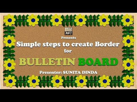 mp4 Decorate Class Board, download Decorate Class Board video klip Decorate Class Board