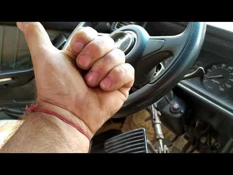 Как своими руками просто сделать ручное управление на классику Ваз 2101- 07, обзор и тест управления