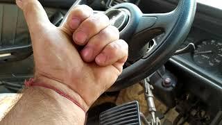 Как своими руками просто сделать ручное управление на классику Ваз 2101 07, обз