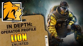 Rainbow Six Siege - In Depth: How to Play LION - Operator Profile