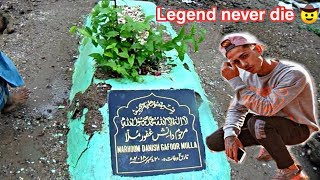 Grave of Danish Zehen |kasaiwada Graveyard Mumbai |#fambruh