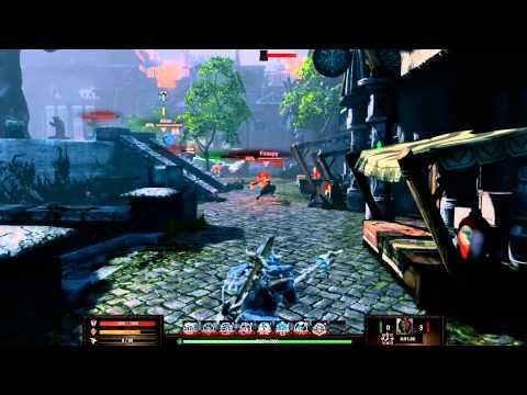 Closed Beta Gameplay Video