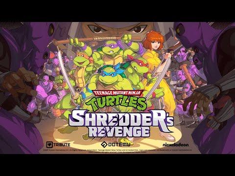 Teenage Mutant Ninja Turtles: Shredder's Revenge : Trailer April O'Neil