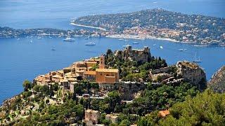 Eze Village French Riviera HD
