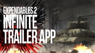 Expendables 2 App
