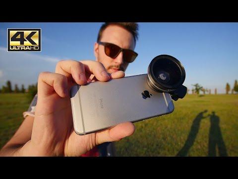 Metti gli steroidi alla fotocamera del tuo smartphone - 4K UHD ITA