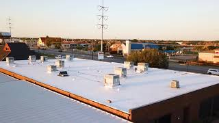 TPO Single Ply Thermoplastic Roofing Systems By Elevated Commercial Roofing