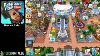 HYPER ROLLERCOASTER | RollerCoaster Tycoon Touch | RCT Touch - STOAM