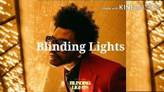 The weeknd - Blinding lights (Sub.Español)