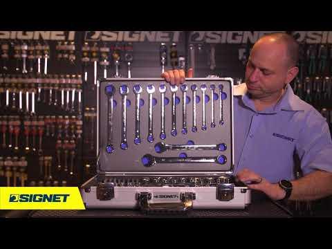013745 – סט בוקסות 118 חלקים SIGNET D1/2