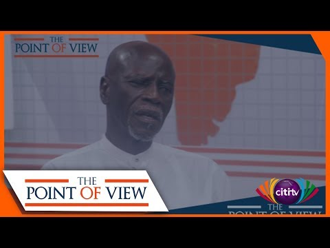 Lawyer Akoto Ampaw on Ghanaian politicians' lack of commitment to fight corruption on Point of View