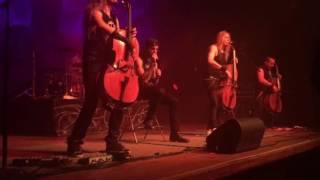 Dead Man's Eyes - Apocalyptica live @ HOB San Diego