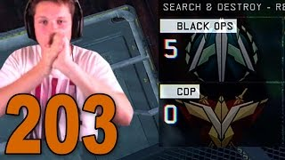 Black Ops 3 GameBattles - Part 203 - 5-0 Choke... (BO3 Live Competitive)
