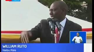 Naibu wa rais William Ruto apinga marekebisho ya katiba