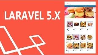 PHP Laravel 5x - Website bán hàng Bài 4:   Cắt Layout Trang Chủ
