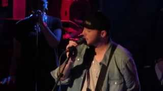 James Arthur - Is This Love (HD) (Live @ Lille Vega, Copenhagen. 20-02-14)