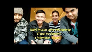[MV] Musim Yang Selanjutnya (Tsugi No Season)   JKT48 ( Indonesia , Egypt ) Reaction Video