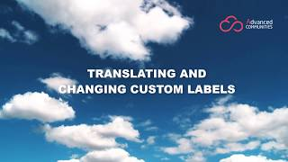 How to Translate/Override Custom Labels in Salesforce