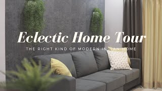 Eclectic Design Home Tour