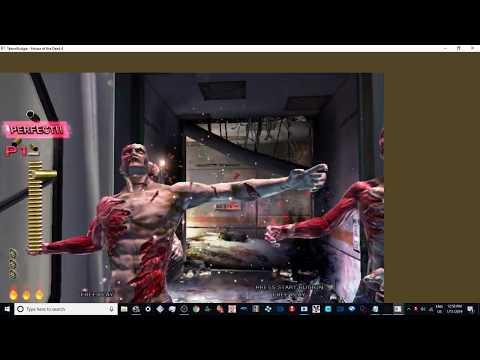 Hyperspin Teknoparrot 1050f Full Game Set Full Media Module