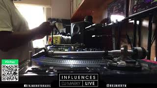 DJ Marky - Live @ Home x Influences [28.03.2021]