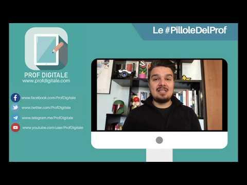 Le #PilloleDelProf - Come prendere appunti in maniera multimediale