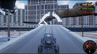Crazy Buggy Racing ★ GAMEPLAY ★ GEFORCE 1070