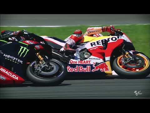 2018 Spanish GP - Honda in action