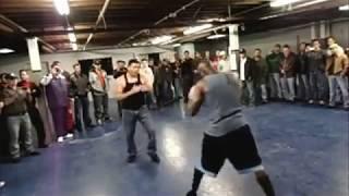 Bobby Gunn vs Ernest Jackson (BKB Heavyweight Title)