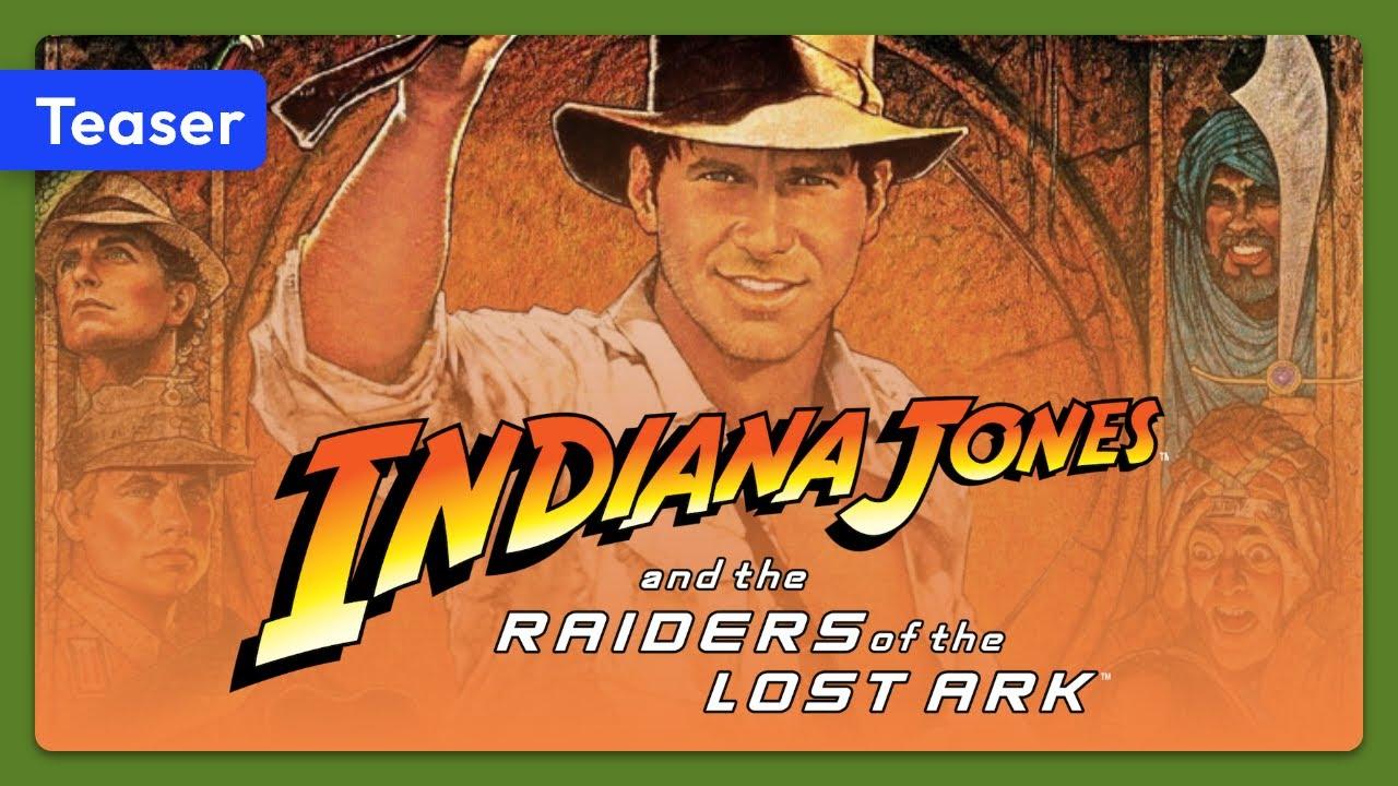 Trailer för Indiana Jones och Jakten på den försvunna skatten