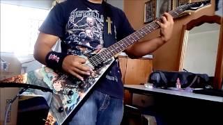 Exodus _ Impaler... Guitar Cover (Gary Holt Parts)