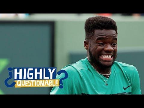 Quiet Please? Mysterious Noises Disrupt Sarasota Open Tennis Match | Highly Questionable
